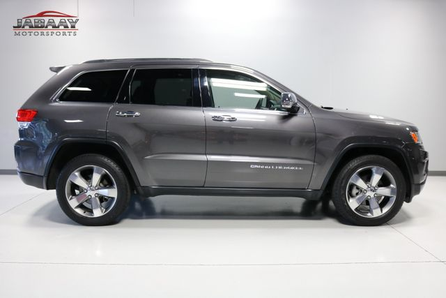 2015 Jeep Grand Cherokee Limited Merrillville, Indiana 5