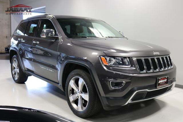 2015 Jeep Grand Cherokee Limited Merrillville, Indiana 6