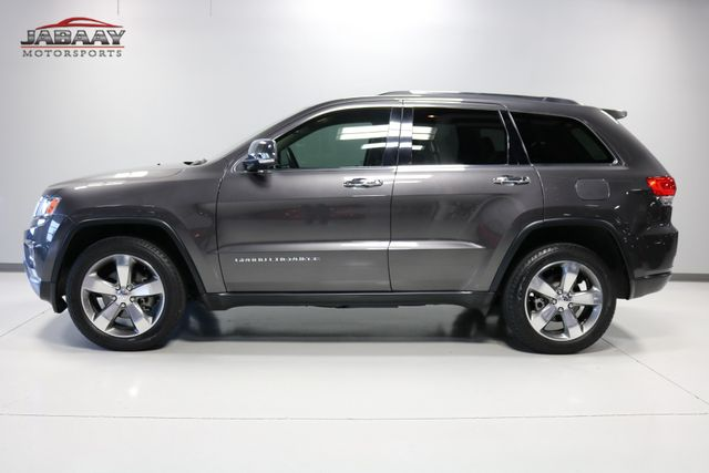 2015 Jeep Grand Cherokee Limited Merrillville, Indiana 1