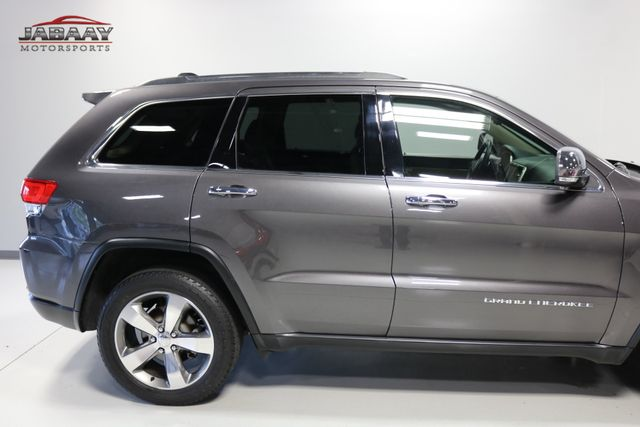 2015 Jeep Grand Cherokee Limited Merrillville, Indiana 38