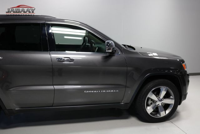 2015 Jeep Grand Cherokee Limited Merrillville, Indiana 39