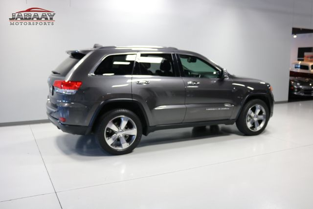 2015 Jeep Grand Cherokee Limited Merrillville, Indiana 40