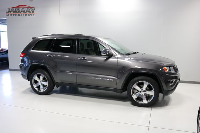 2015 Jeep Grand Cherokee Limited Merrillville, Indiana 43