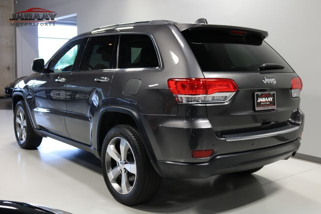 2015 Jeep Grand Cherokee Limited Merrillville, Indiana 2