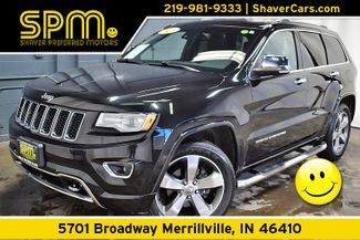2015 Jeep Grand Cherokee Overland in Merrillville, IN 46410