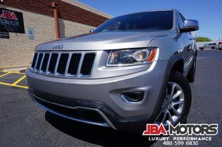 2015 Jeep Grand Cherokee Limited 4x4 4WD SUV   MESA, AZ   JBA MOTORS in Mesa AZ