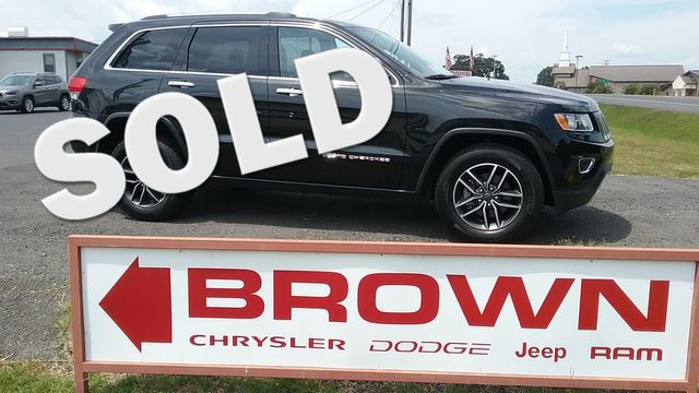 2015 Jeep Grand Cherokee Limited Minden, LA