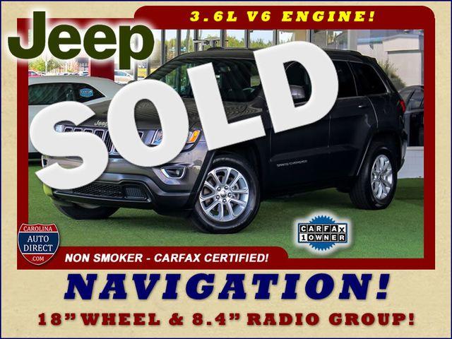 "2015 Jeep Grand Cherokee Laredo RWD - NAV - 18"" WHEEL & 8.4"" RADIO GROUP! Mooresville , NC"