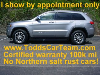 2015 Jeep Grand Cherokee Limited w/ Navi & Pano roof in Nashville TN, 37209