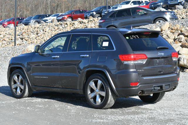 2015 Jeep Grand Cherokee Overland Naugatuck, Connecticut 2