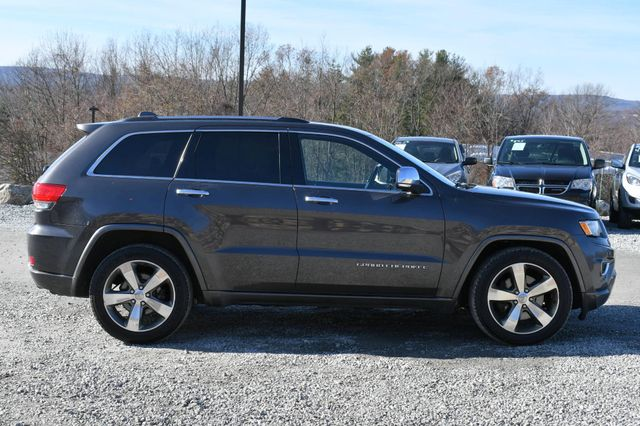 2015 Jeep Grand Cherokee Overland Naugatuck, Connecticut 5