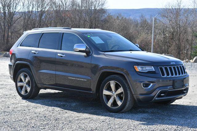2015 Jeep Grand Cherokee Overland Naugatuck, Connecticut 6