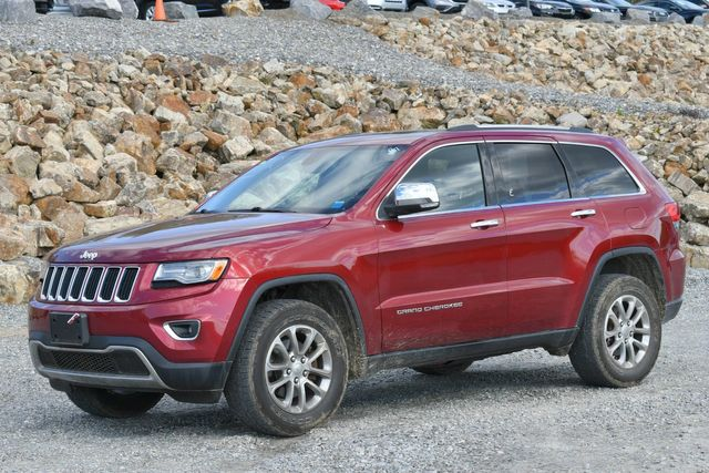 2015 Jeep Grand Cherokee Limited Naugatuck, Connecticut