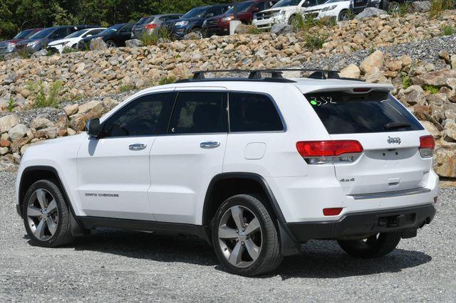 2015 Jeep Grand Cherokee Limited Naugatuck, Connecticut 2