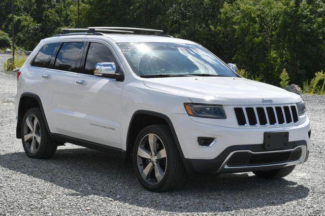 2015 Jeep Grand Cherokee Limited Naugatuck, Connecticut 6
