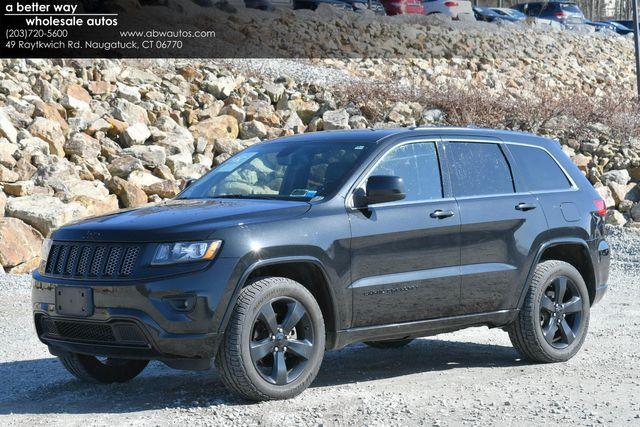 2015 Jeep Grand Cherokee Altitude Naugatuck, Connecticut