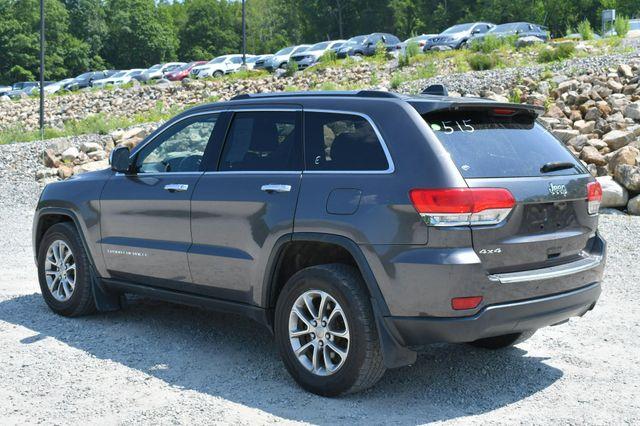 2015 Jeep Grand Cherokee Limited Naugatuck, Connecticut 4