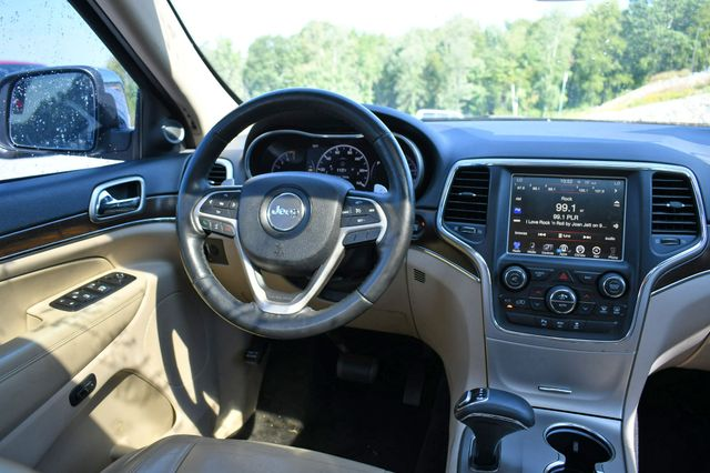 2015 Jeep Grand Cherokee Limited 4WD Naugatuck, Connecticut 18