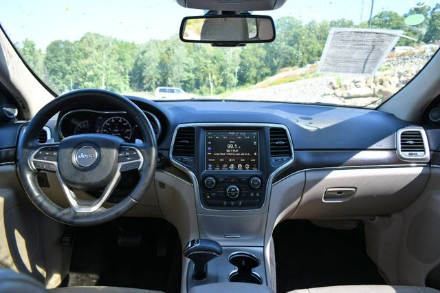 2015 Jeep Grand Cherokee Limited 4WD Naugatuck, Connecticut 19