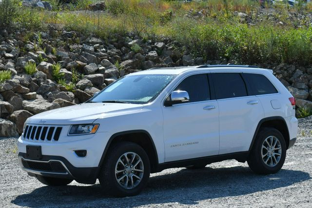 2015 Jeep Grand Cherokee Limited 4WD Naugatuck, Connecticut 2