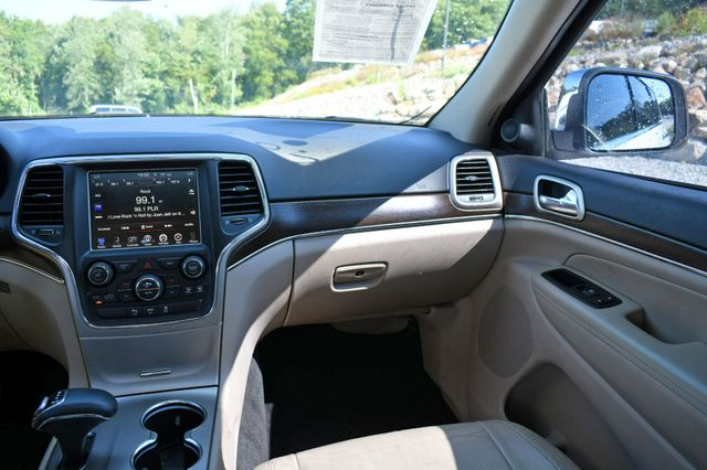 2015 Jeep Grand Cherokee Limited 4WD Naugatuck, Connecticut 20