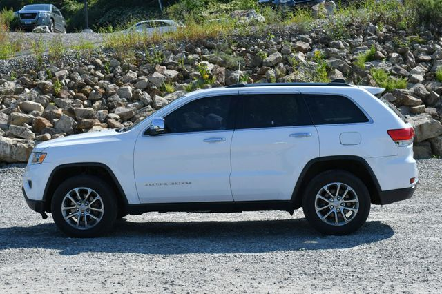 2015 Jeep Grand Cherokee Limited 4WD Naugatuck, Connecticut 3