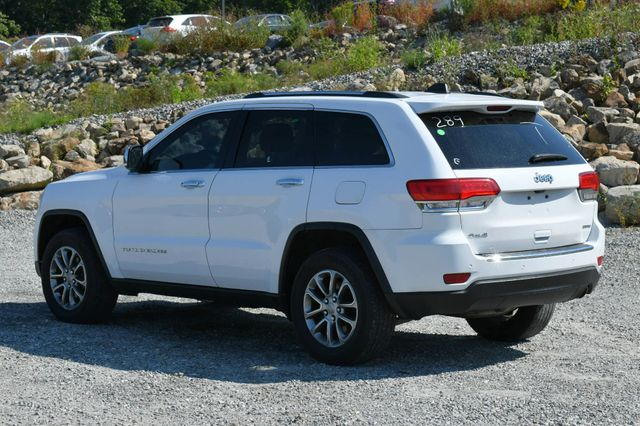 2015 Jeep Grand Cherokee Limited 4WD Naugatuck, Connecticut 4