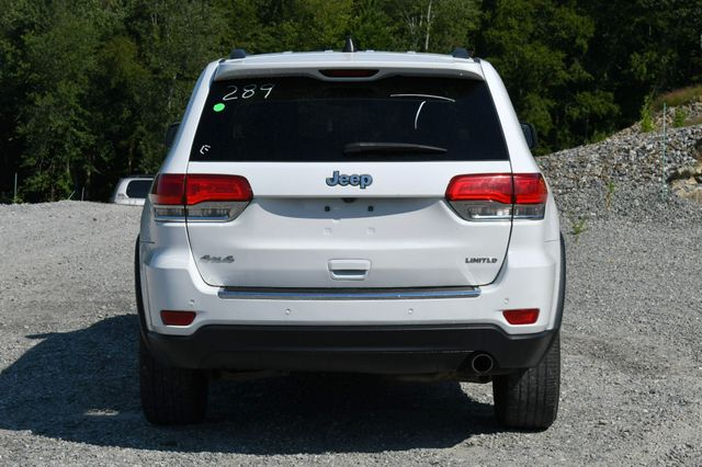 2015 Jeep Grand Cherokee Limited 4WD Naugatuck, Connecticut 5