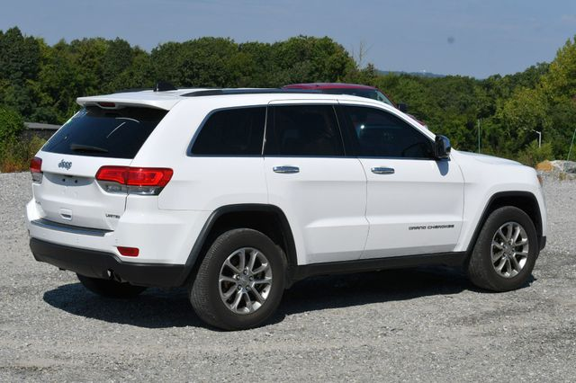 2015 Jeep Grand Cherokee Limited 4WD Naugatuck, Connecticut 6