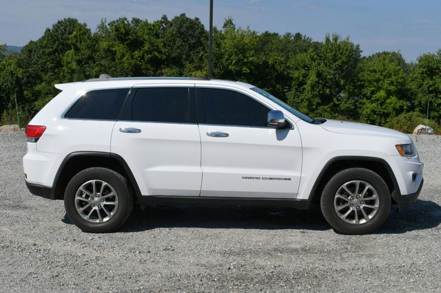 2015 Jeep Grand Cherokee Limited 4WD Naugatuck, Connecticut 7