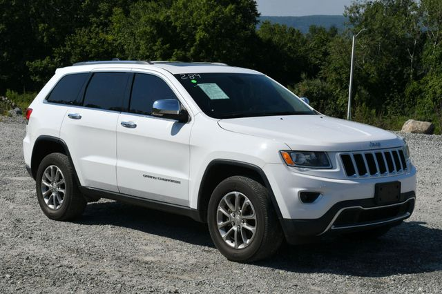 2015 Jeep Grand Cherokee Limited 4WD Naugatuck, Connecticut 8