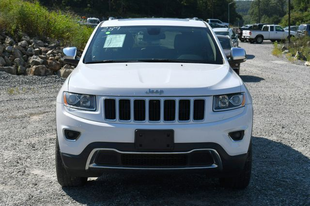 2015 Jeep Grand Cherokee Limited 4WD Naugatuck, Connecticut 9
