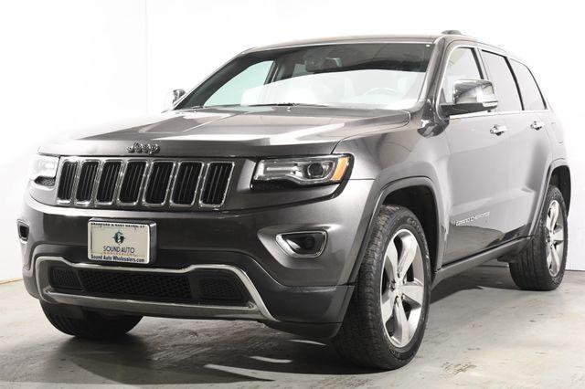 "2015 Jeep Grand Cherokee Nav & 20"" Wheels Limited"