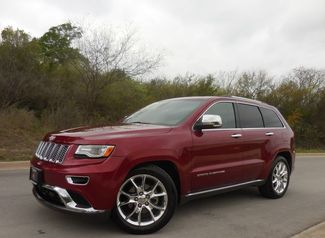 2015 Jeep Grand Cherokee Summit in New Braunfels, TX 78130