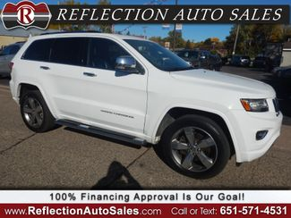 2015 Jeep Grand Cherokee Overland in Oakdale, Minnesota 55128