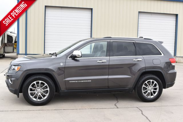 2015 Jeep Grand Cherokee Limited in Ogden, UT 84409
