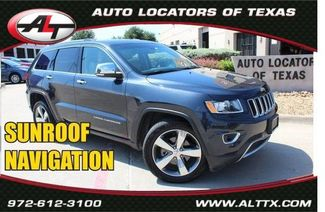 2015 Jeep Grand Cherokee Limited in Plano, TX 75093