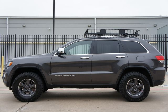 2015 Jeep Grand Cherokee Limited * 4x4 * LIFTED * Pano Roof * 33s * LOADED in Missoula, MT 59804