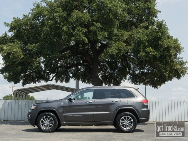 2015 Jeep Grand Cherokee Overland 3.0L Eco Diesel 4X4