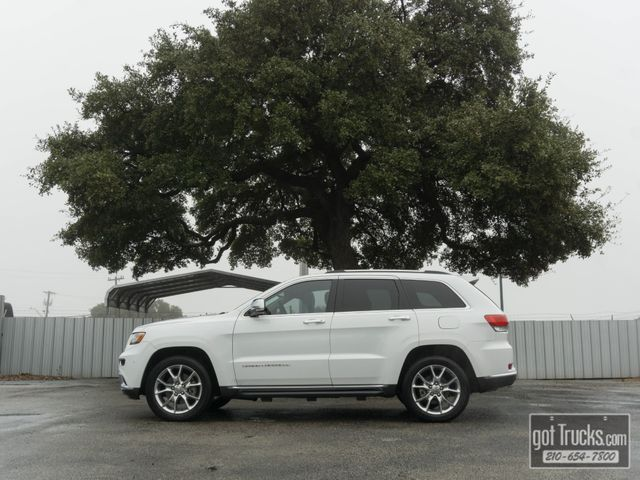 2015 Jeep Grand Cherokee Summit Eco Diesel 4X4