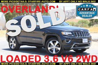 2015 Jeep Grand Cherokee Overland Santa Clarita, CA