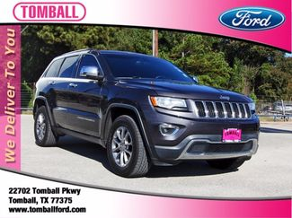 2015 Jeep Grand Cherokee Limited in Tomball, TX 77375