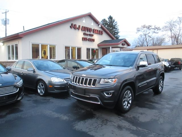 2015 Jeep Grand Cherokee Limited in Troy, NY 12182
