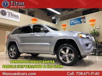 2015 Jeep Grand Cherokee Overland in Worth, IL 60482
