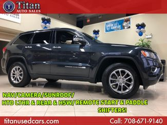 2015 Jeep Grand Cherokee Limited in Worth, IL 60482