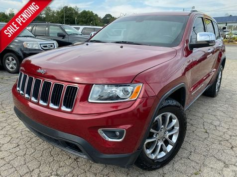 2015 Jeep Grand Limited in Gainesville, GA