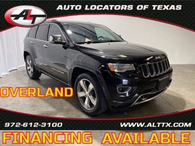 2015 Jeep Grand Cherokee Overland in Plano, TX 75093