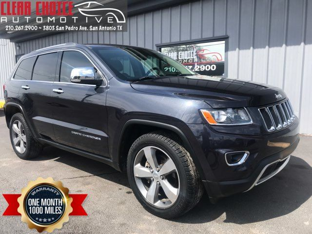 2015 Jeep Grand Limited