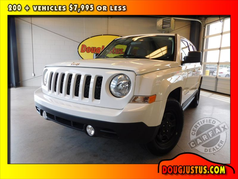 2015 Jeep Patriot Sport  city TN  Doug Justus Auto Center Inc  in Airport Motor Mile ( Metro Knoxville ), TN