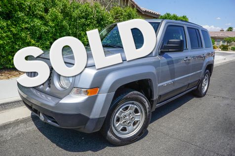 2015 Jeep Patriot Sport in Cathedral City